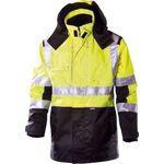 Сигнальная антистатическая куртка Dimex 656