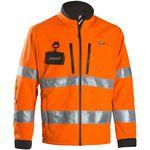 Сигнальная куртка Softshell Dimex 688R