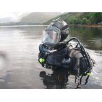 Сварочная маска AGA МК- 2 для подводной сварки в комплекте с щитком сварочным
