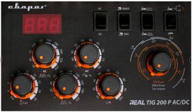 Сварочный аппарат СВАРОГ REAL ТIG 200 P AC/DC (E20101)
