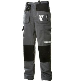 Рабочие брюки с навесными карманами Dimex 7061