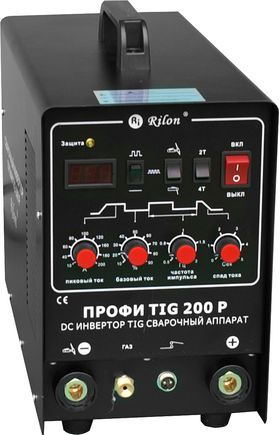 Сварочный инвертор RILON TIG 200Р Профи